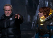 Prometheus eyes-on... Preview of 13 minutes of glorious 3D footage - photo 3