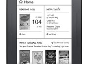 Barnes & Noble Nook Simple Touch with GlowLight lights up your bedroom reading - photo 3