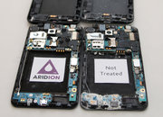 Your next phone is likely to be water repellent, thanks to P2i Aridion - photo 1