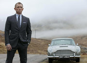 James Bond 007 Skyfall cars revealed with official Scalextric set - photo 1