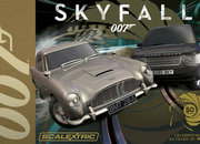 James Bond 007 Skyfall cars revealed with official Scalextric set - photo 2