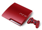 Sony PlayStation 3 in scarlet red available from 4 May - photo 1