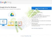 Google Drive detailed in leaked documents and app - photo 1