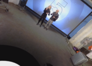 Channel 5 broadcasts first 360-degree dual-screen mobile and TV promo - photo 3
