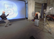 Channel 5 broadcasts first 360-degree dual-screen mobile and TV promo - photo 4