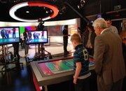 Behind the scenes at the ESPN studios - photo 5