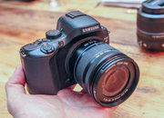 Samsung NX20 pictures and hands-on - photo 2