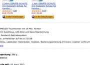 Samsung Galaxy S III leaked on Amazon.de - photo 2