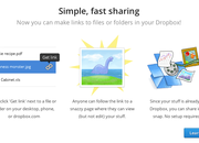Dropbox Get Link makes sharing files and folders easy - photo 2