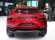 Lamborghini Urus concept pictures and hands-on - photo 3