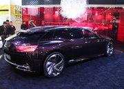 Citroën DS Concept Numero 9 pictures and hands-on - photo 2