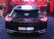 Citroën DS Concept Numero 9 pictures and hands-on - photo 3