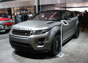 Range Rover Evoque Victoria Beckham edition pictures and hands-on - photo 3