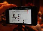 BlackBerry 10 Dev Alpha pictures and hands-on - photo 2