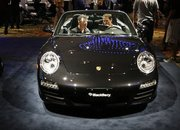 BlackBerry-equipped Porsche 911 Carrera S pictures and hands-on - photo 3