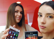 White LG Optimus L7 with Ice Cream Sandwich on sale in UK today - photo 3