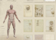 APP OF THE DAY: Leonardo Da Vinci Anatomy review (iPad) - photo 4