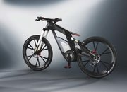 Audi set to unveil its Wörthersee e-bike - a push bike motorcycle hybrid - photo 4