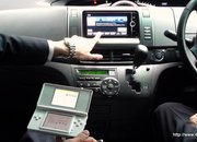 Toyota releases car navigation remote system for Nintendo DS - photo 1