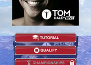 APP OF THE DAY: Tom Daley Dive 2012 review (iPad / iPhone / iPod touch) - photo 3