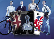 Samsung Galaxy Note and Galaxy Y available with Team GB back covers at O2 - photo 3