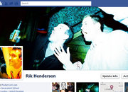 Facebook tests new Timeline design - photo 2
