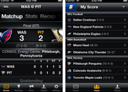 APP OF THE DAY: ScoreMobile review (iPhone) - photo 2