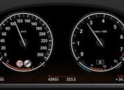 BMW lets drivers customise their 5-Series driving panel - photo 2