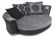 DFS sofa with built-in iPod and MP3 dock - photo 1