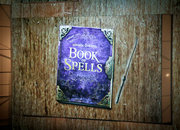 Sony launches Wonderbook AR accessory for PS3 - JK Rowling's Book of Spells to be first up - photo 3