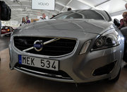 Volvo V60 plug-in hybrid pictures and hands-on - photo 2