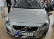 Volvo V60 plug-in hybrid pictures and hands-on - photo 4