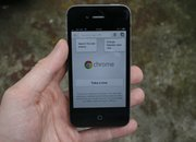 Google Chrome on iPhone pictures and hands-on - photo 4