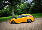 Ford Focus ST 2013 pictures and hands-on - photo 2