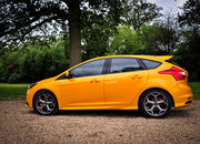 Ford Focus ST 2013 pictures and hands-on - photo 3
