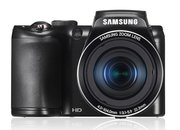 Samsung WB100 bridge camera packs a 16-megapixel image sensor - photo 1