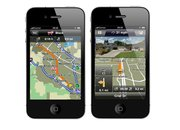 Navigon iPhone app brings Google Street View into the mix - photo 1