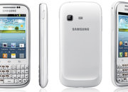 Samsung Galaxy Chat arrives, just as BlackBerry phones move away from Qwerty keyboards - photo 2