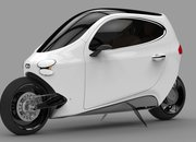 Lit Motors C-1 gyroscopically-stabilised vehicle - photo 5
