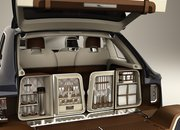 Bentley shows off its concept SUV complete with picnic hamper boot - photo 5