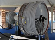Lego Rolls-Royce Trent 1000 jet engine pictures - photo 2
