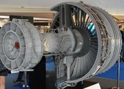 Lego Rolls-Royce Trent 1000 jet engine pictures - photo 4