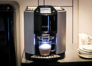The Krups EA9000 touchscreen coffee machine makes you a coffee, then cleans up afterwards - photo 5