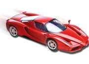iPhone controlled mini Ferrari Enzo arriving this August - photo 1