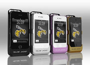Yellow Jacket iPhone 650K-volt stun gun case to start production - photo 1