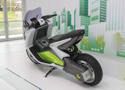 BMW C Evolution pictures and eyes-on - photo 2