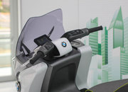 BMW C Evolution pictures and eyes-on - photo 3