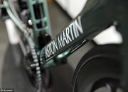 Aston Martin creates £25,000 bike - photo 3