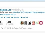 Olympic opening ceremony sees Sir Tim Berners-Lee tweet 'This is for everyone' - photo 2