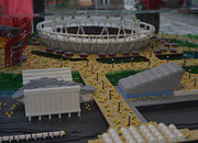 Lego-built London 2012 Olympic Park pictures and eyes-on - photo 4